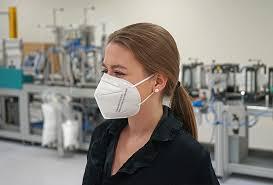 Bürkle Schutzmasken FFP2 CE0158