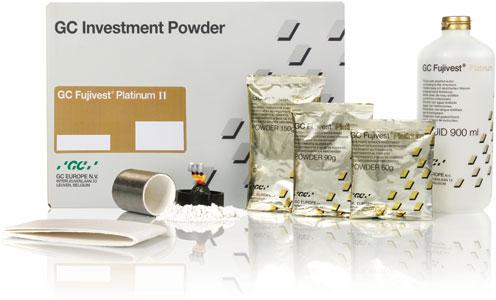 GC Fujivest Platinum II 40x150 g